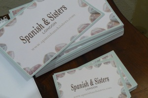 SPANISH&SISTERS SHOWROOM SPRING/SUMMER 2013