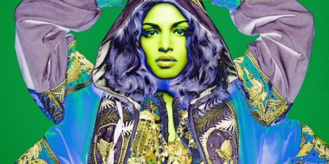 M.I.A.'s Versus Versace Collection